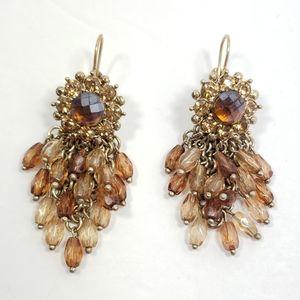 Vintage LIZ CLAIBORNE earrings